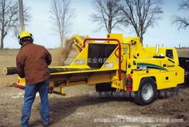 美国威猛BC1000XL粉碎机 树木园林碎枝机 大型木材粉碎机