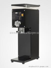 商用法国山度士磨豆机SANTOS 43N 静音磨豆机 (带夹袋器/黑色)