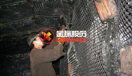 矿用塑料土工格栅 为客户定制高质量产品