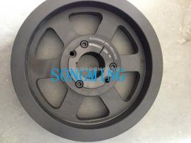 SPC锥套欧标式皮带轮3槽,4槽,5槽,6槽,8槽,10槽