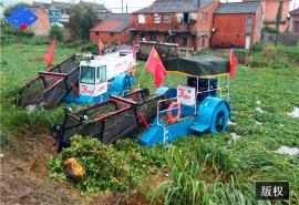 水葫芦打捞船 全自动清漂船 水面清洁船