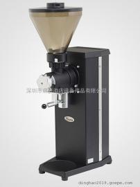 磨咖啡豆机法国山度士SANTOS 04N 静音磨豆机 (带夹袋器/黑色)