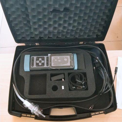带有中文菜单的意大利斯尔顿 C600烟气检测仪