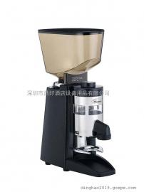 商用意式咖啡磨豆�C舒文SANTOS 40AN �o音意式咖啡磨豆�C (黑色)