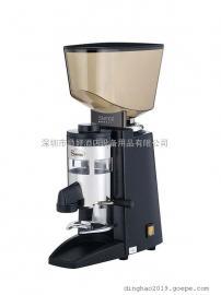 �M口法��山度士SANTOS 55 BAR 即出型�o音意式咖啡磨豆�C(黑色)