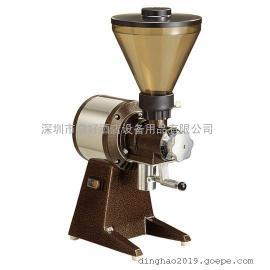商用法国山度士磨咖啡豆机SANTOS 01 磨豆机 (带抽屉粉槽/棕色)