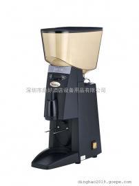 商用法��山度士SANTOS 55 BF 即出型�o音意式咖啡磨豆�C(黑色)