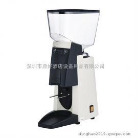 商用咖啡磨豆机山度士 SANTOS 55 W 即出型静音意式咖啡磨豆机