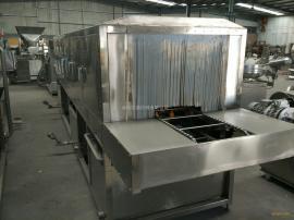 冠通6000机械洗筐机 塑料托盘清洗机 蔬菜筐子清洗设备