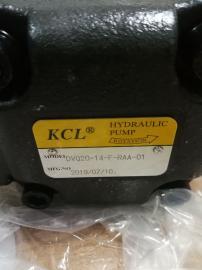特价KCL凯嘉双联叶片泵VQ215-22-17-FRAAA-02
