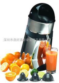 法国山度士SANTOS 52C高出汁口柳橙榨汁机 (C镀铬G灰色)
