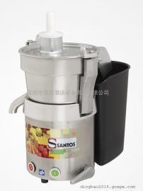 商用蔬果、甘蔗榨汁机法国山度士SANTOS 28 蔬果榨汁机(自动排渣)