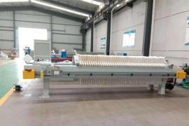 压滤机机械板框压滤机 污水处理隔膜压滤机
