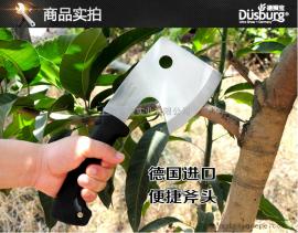 德国德狮宝AX-9 AX-12手斧头砍果树枝叶子园林多功能消防斧子