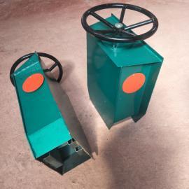 龙门吊起重机专用安全防护装置 行车手动防风夹轨器