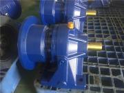 游星传动减速机 HF200卧式直连减速箱