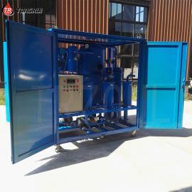 ZJA-100FB变压器用绝缘油双级真空滤油机6000L