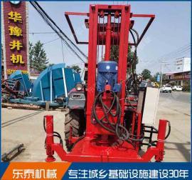 拖拉机改装正循环打井机 百米打井机