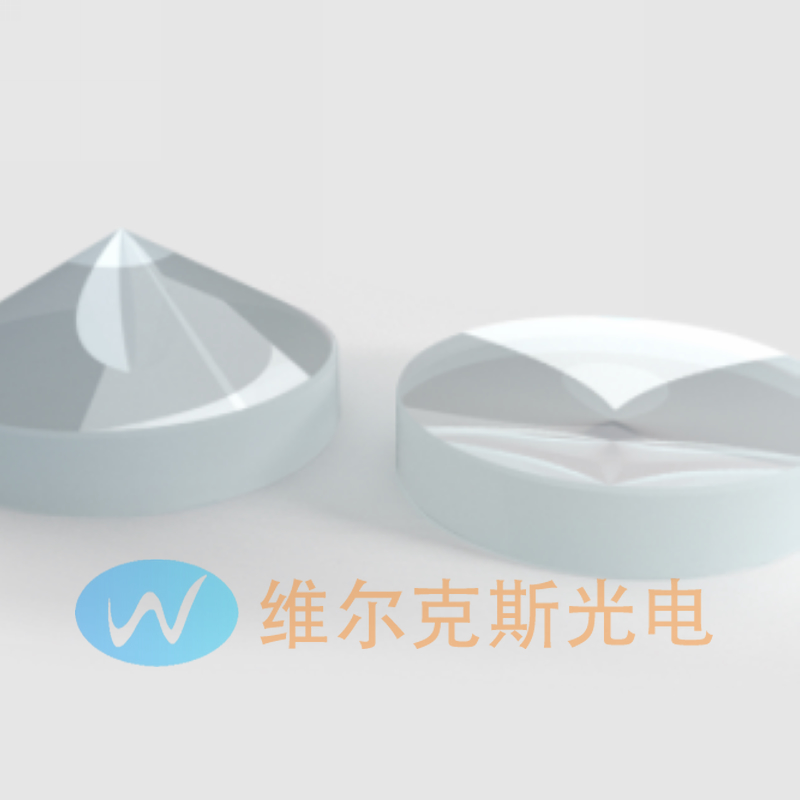 Axicons (conical lenses)轴锥镜