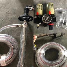 HD-A1+SS304-1000气动抽油泵,不锈钢防爆抽液泵