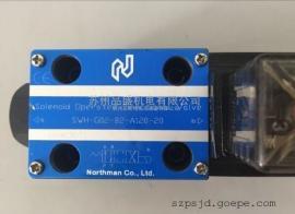 北部精机电磁换向阀SWH-G03-B20-A240-20