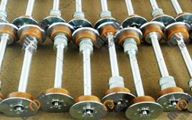 物流传动设备重载聚氨酯包胶轮