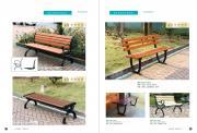 公园椅制造商,户外休闲椅制造企业、防腐木长凳加工制造