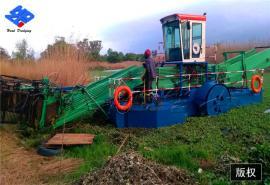 水葫芦割草船 水草收割船 自动河道保洁船