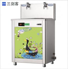 不锈钢节能温热幼儿园饮水机