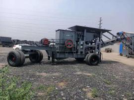 广朋1416型鄂破碎石机 移动破碎机专业生产值得信赖