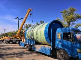智能型一体化污水预制泵站