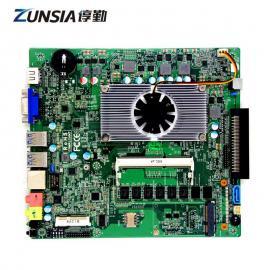 I7-4500U千兆网口4K一体机广告机电脑主板