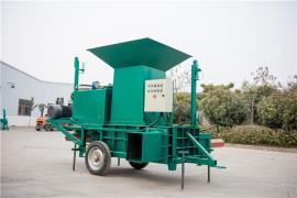 玉米芯颗粒压块机 秸杆打包机 秸秆成型机