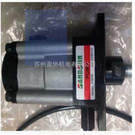 山田顺SANDSUN锁模油泵PB12 PC12