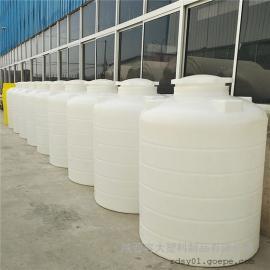 1吨果园酵素储罐1方塑料水箱可定做加厚
