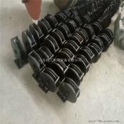 生产矿用P60B头轮 耙斗机导向轮 优质耙斗机配件