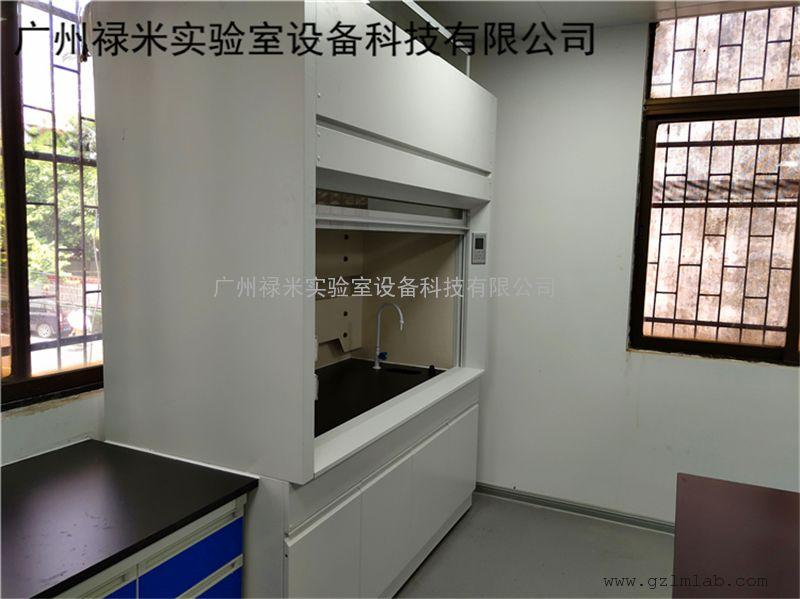 禄米实验室定制全钢通风柜 全钢通风橱 排风柜