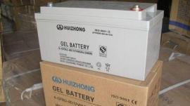HUIZHONG品牌6-GFM-38详细尺寸12V38AH使用说明