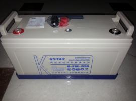 KSTAR蓄电池6-FM-12型号尺寸12V12AH应急照明