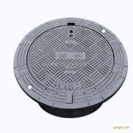 球墨铸铁井盖 圆形铸铁井盖 防沉降铸铁井盖700