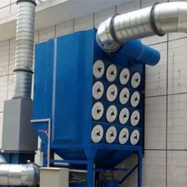 立式和组合式滤筒除尘器性能特点对比