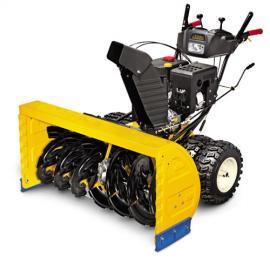 小型扫雪机-洁娃倾情打造STM945大效率进口扫雪机让您无忧过冬季