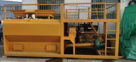 矿山修复绿化80米扬程客土喷播机