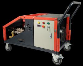 油漆房除漆渣用500公斤大功率高压清洗机