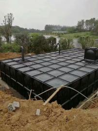 地埋消防水箱、消防箱泵一体化