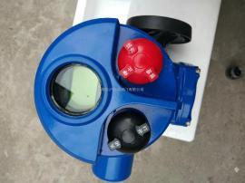 DQW型电动执行机构/球阀,蝶阀用部分回转电动执行器