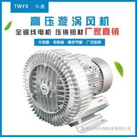 隧道炉热风循环用高压风机
