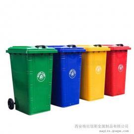 格拉瑞斯垃圾桶厂 定制户外分类垃圾桶 塑料环保垃圾桶 送货上门