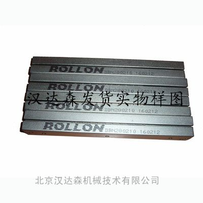 Rollon导轨的应用领域