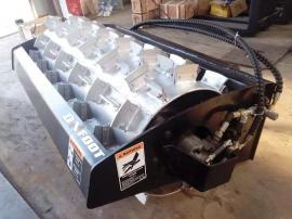 滑移装载机属具 除冰雪 震动除冰器